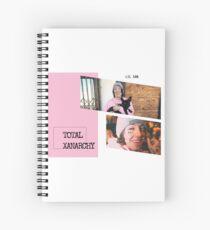 LIL XAN Spiral Notebook