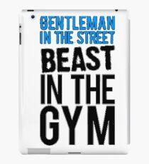 Vinilo o funda para iPad Gym Motivation