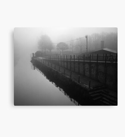 View From The Shakey Bridge Canvas Print