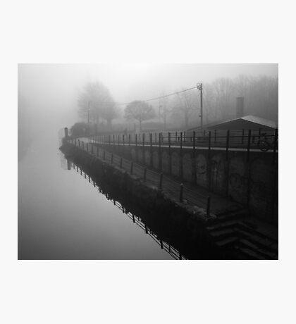 View From The Shakey Bridge Photographic Print