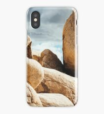 Reflective Joshua Tree Rocks iPhone Case/Skin