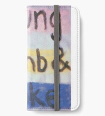 young dumb and broke iPhone Wallet/Case/Skin