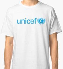 Unicef Logo Merchandise Classic T-Shirt