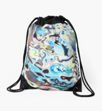Desret Streams Drawstring Bag