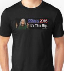 Hillary 2016: It's This Big Unisex T-Shirt