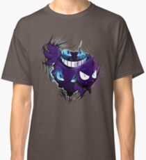 Ghost Type Classic T-Shirt