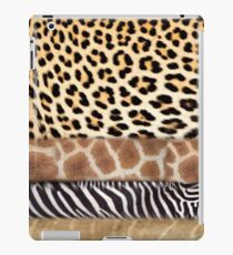 Lodge décor - Expect your soul to be touched forever iPad Case/Skin