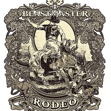 Rodeo T-shirt by rahmenlos