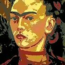 Frida Kahlo: Courage Personified by © Angela L Walker