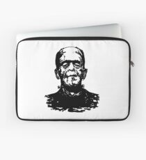 Retro Frankenstein- Transparent Laptop Sleeve