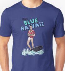 Surfing Elvis-style Unisex T-Shirt