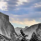 Yosemite with a Touch of Art by Rosalee Lustig