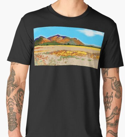 Gariwerd Colours Men's Premium T-Shirt