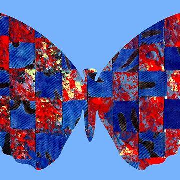 Butterfly Summer 1 by KeksWorkroom