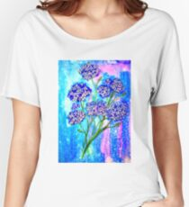 Burst of Spring - Hydrangeas Women's Relaxed Fit T-Shirt