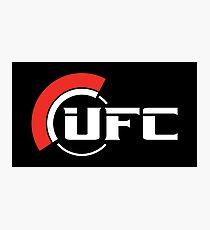 UFC? Photographic Print