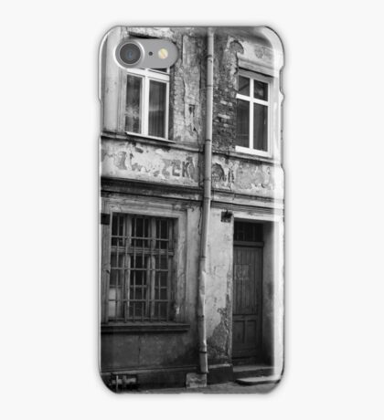 Old street iPhone Case/Skin