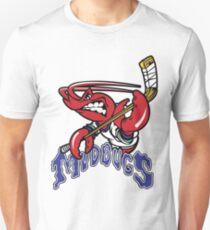 Bossier Shreveport Mudbugs Unisex T-Shirt