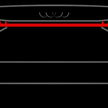 Audi A7 C8 2018 Back Black by Grafikus