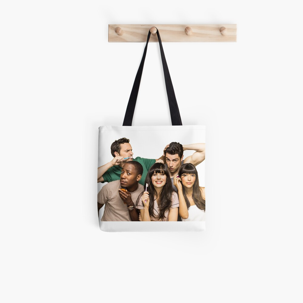 NEW GIRL Tote Bag