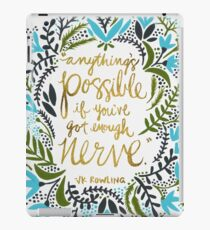 Anything's Possible iPad Case/Skin