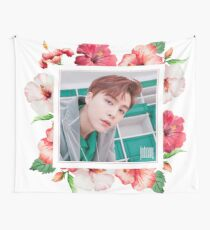 TOUCH NCT 127 Johnny Wall Tapestry