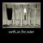 earth, air, fire, water by dsa157