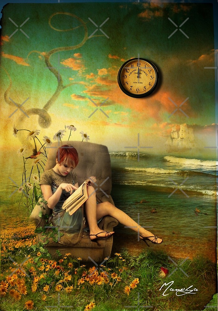 Dream On by Manolya  F.