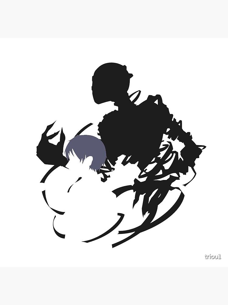 Ajin - minimalistisch von triou1