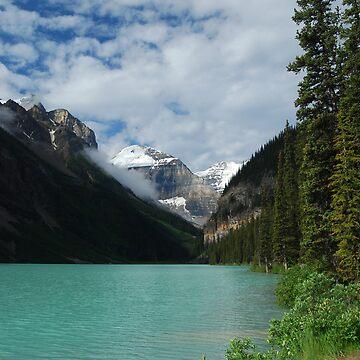 Lake Louise - 6  by buzzword