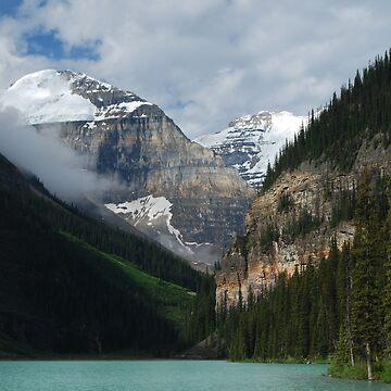 Lake Louise - 5 by buzzword