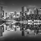Melbourne Reflected by Christine Wilson