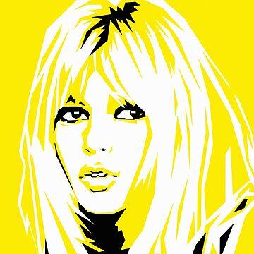 Brigitte Bardot by UnconArt