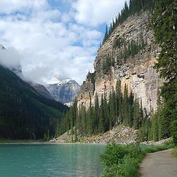 Lake Louise  - 2 by buzzword