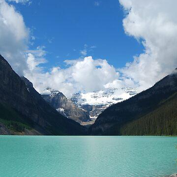 Lake Louise - 1 by buzzword