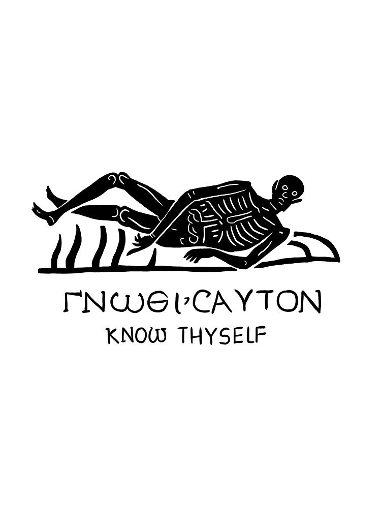 Know Thyself by straungewunder