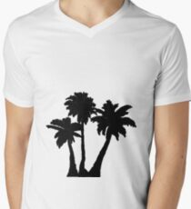 Tree Men's V-Neck T-Shirt