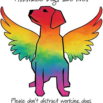 Assistance Dogs Save Lives by Brianna-Designs