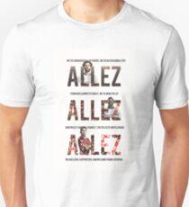 Allez Allez Allez Unisex T-Shirt