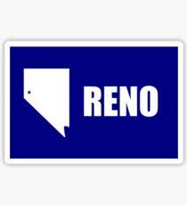 Flag of Reno  Sticker