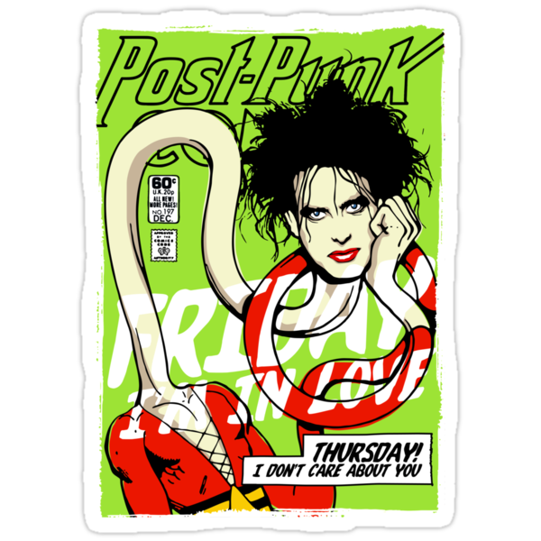 Post-Punk Heroes | Plastic by butcherbilly