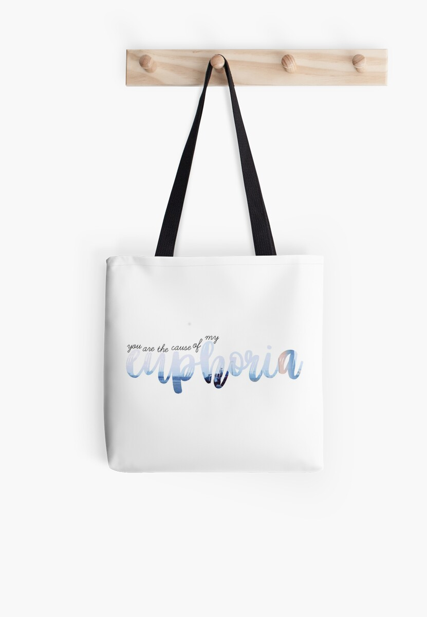 BTS: Euphoria #1 Tote Bag