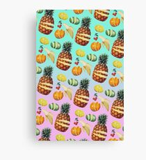 Fruit Ninja Canvas Print