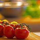New Tomatoes by Tina Hailey