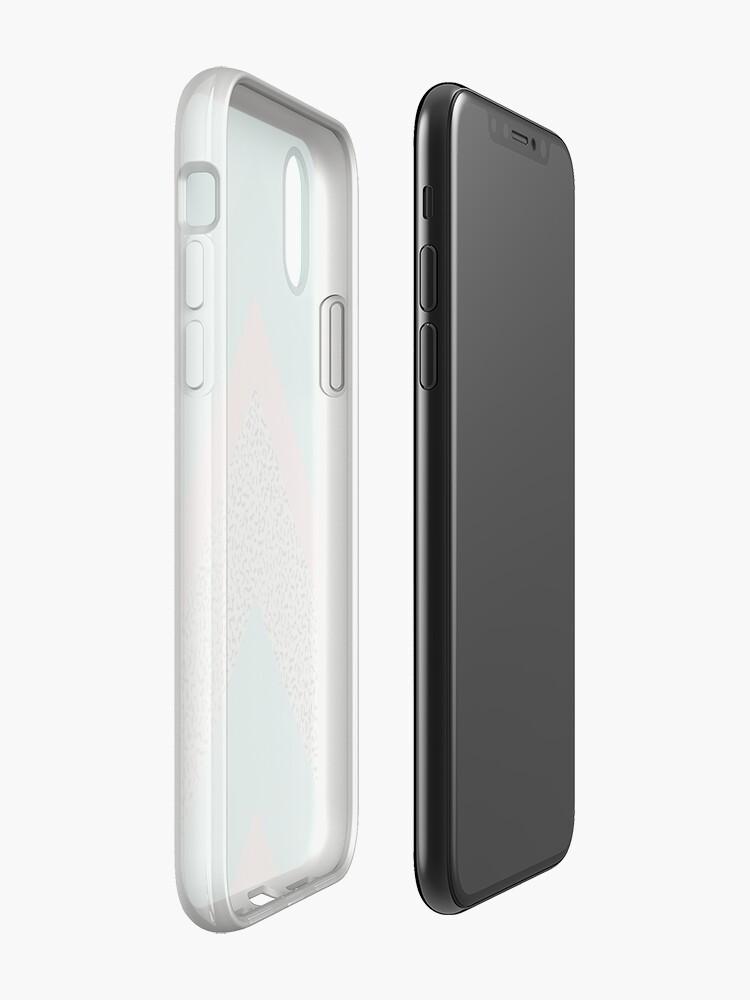 Alternative Ansicht von 90s Chevron iPhone-Hüllen & Cover