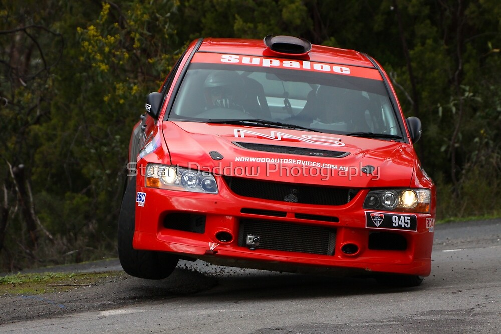 Special Stage 16 Stirling Pt.89 by Stuart Daddow Photography