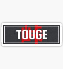JDM Touge Slap Sticker Sticker