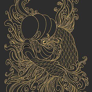GoldFish by Kanamey