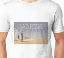North by Northwest alternative movie poster Unisex T-Shirt
