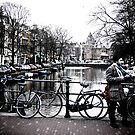A Cold Day in Dam by Simon Bowker